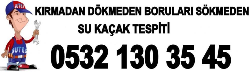 Su Kaçağı İzmir,su kaçakları tespit servisi